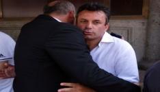 Trabzonda spor, iş ve siyaset camiası bu cenazede buluştu