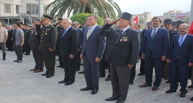 Hatay'da Gaziler Günü çeşitli etkinliklerle kutlandı