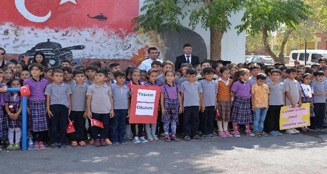 Midyat' ta İlköğretim Haftası etkinlikleri