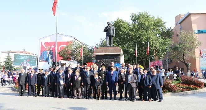 Çankırı'da 19 Eylül Gaziler Günü kutlandı