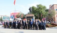 Çankırıda 19 Eylül Gaziler Günü kutlandı
