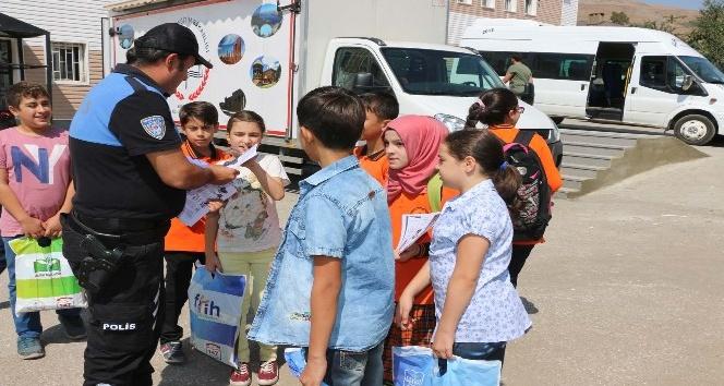 Bitlis'te 'Çocukların Korunmasına Yönelik Denetim' uygulaması