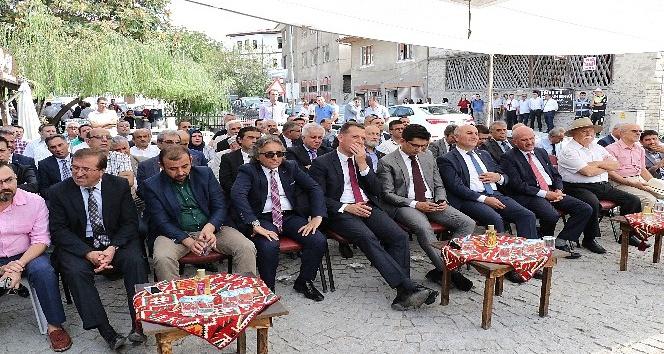Safranbolu'da Ahilik Kültür Haftası kutlaması
