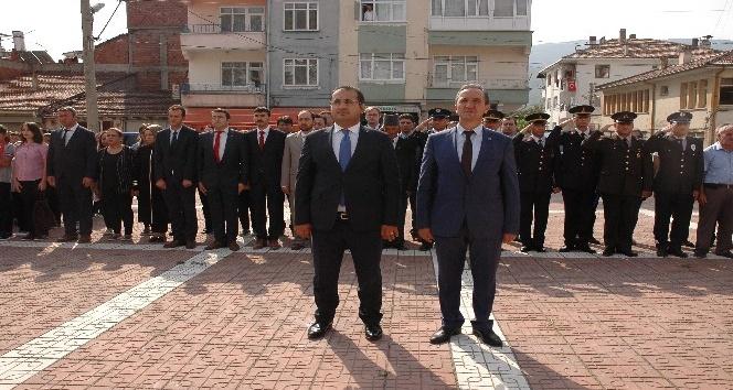 Hanönü'nde Gaziler Günü kutlandı