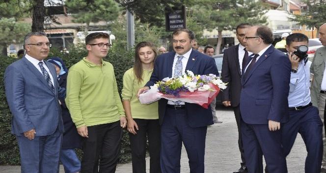 Bakan Eroğlu'ndan TEOG açıklaması: