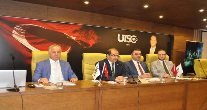UTSO Meclisi Eylül ayı toplantısı Vali Demir'in katılımıyla gerçekleşti