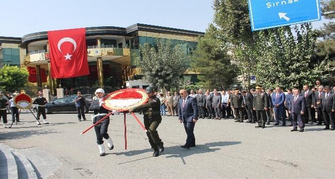 Siirt'te '19 Eylül Gaziler Günü' etkinlikleri
