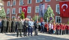 Hayraboluda 19 Eylül Gaziler Günü törenle kutlandı