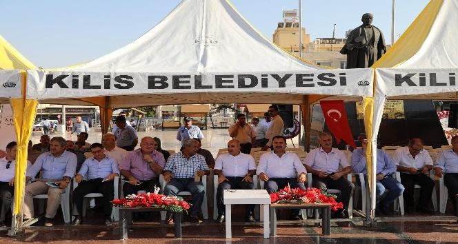 Kilis'te belediye halka hesap veriyor