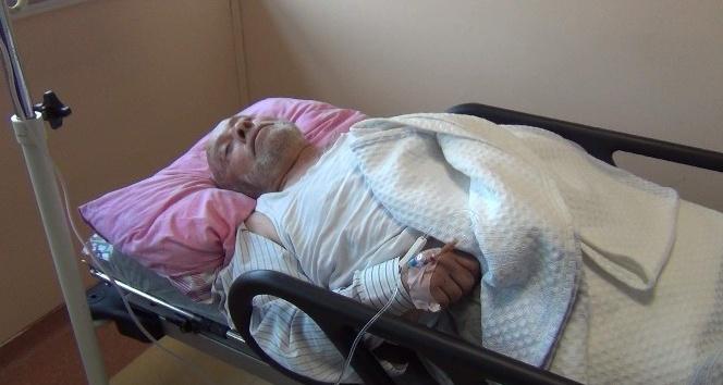 Kılıçdaroğlu'na derdini anlatırken bayılan Şaban Taşlı tedavi altına alındı