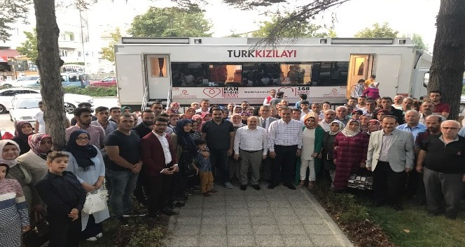 AK Partiden kan bağış kampanyası