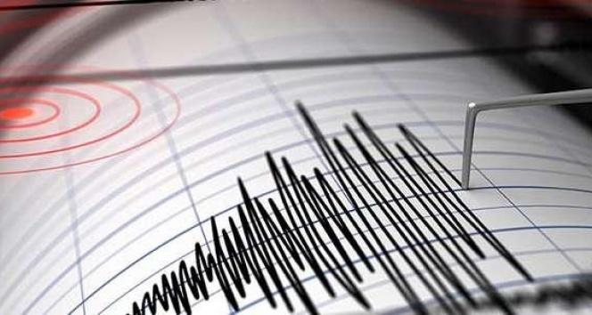 Amasya'da 4.1'lik deprem!