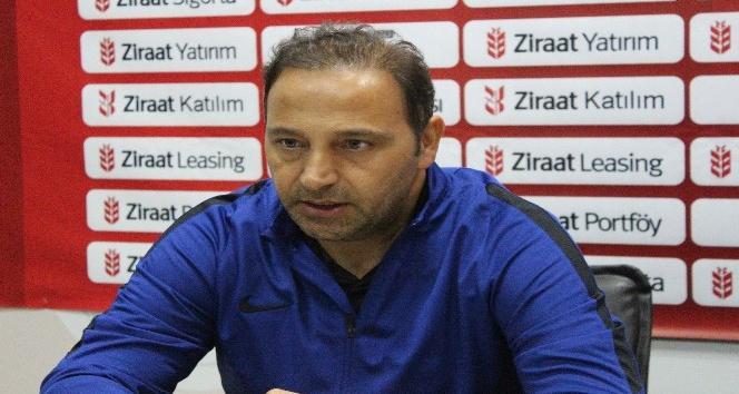 Boluspor - Sinopspor maçının ardından