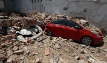 Meksikada 7,1 büyüklüğünde deprem