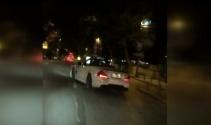 İstanbulda trafik magandalığı bitmek bilmiyor