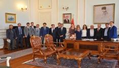 Okul yapımı için protokol imzalandı