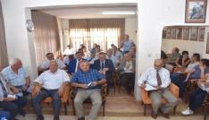 Saray değerlendirme toplantısı yapıldı