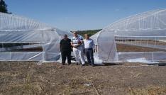 Genç Çiftçi projesi ile kendi işlerini kurdular