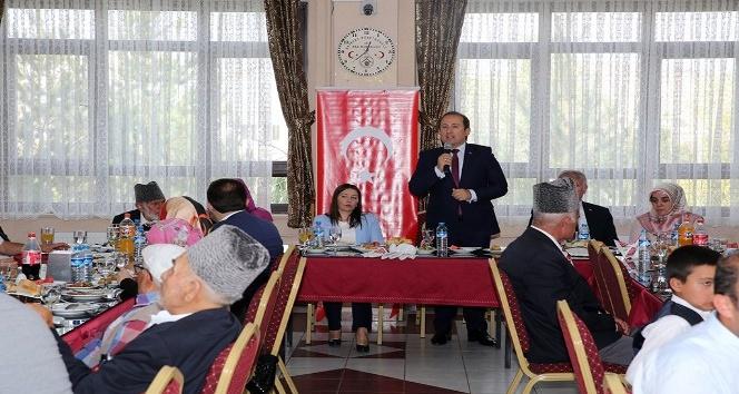 Şehit yakınları ve Gaziler onuruna yemek düzenlendi