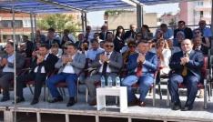 Vali Yazıcı İlk Öğretim Haftası kutlamasına katıldı
