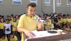 Burhaniyede İlköğretim Haftası kutlandı