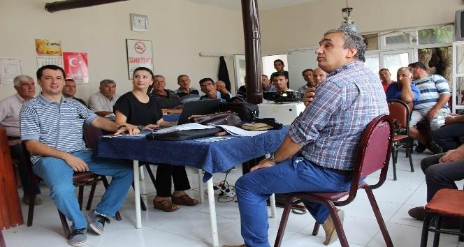 Balıkçı gemisi sahiplerine bilgilendirme toplantısı