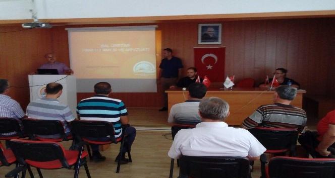 Bal paketleme tesisinin kurulma toplantısı yapıldı