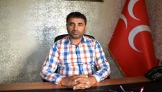 MHP Battalgazi ilçe Başkanı Samanlıdan Muharrem ayı mesajı