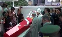 Şehit polis memuru Anıl Kaan Aybek son yolculuğuna uğurlandı