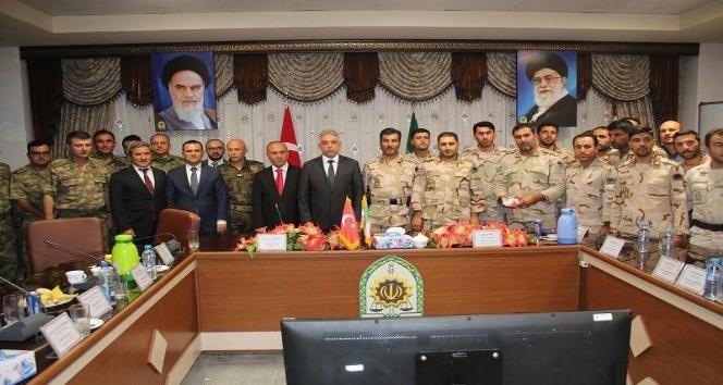 Türkiye-İran sınır toplantısı yapıldı