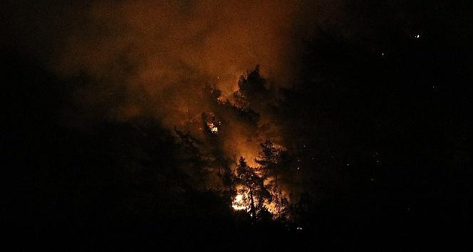 Karabük'te orman yangını kısmen kontrol altına alındı