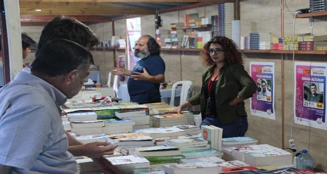 Yerel ve ulusal yazarlar kitap günlerinde bir araya geliyor