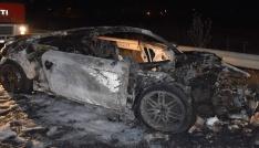 Sürücünün dikkati 4 kişiyi ölümden döndürdü
