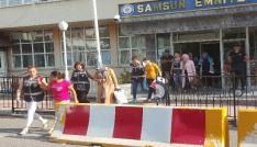 Samsunda ByLocktan 13 kişi adliyeye sevk edildi