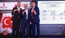 Türkiye Vodafone Vakfı ve Türk Kızılayı'ndan işbirliği