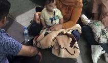 Fatihte kaçak göçmen operasyonu