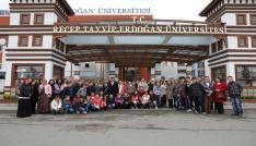 Recep Tayyip Erdoğan Üniversitesi Türkiyenin ilk 50 üniversitesi arasına girdi
