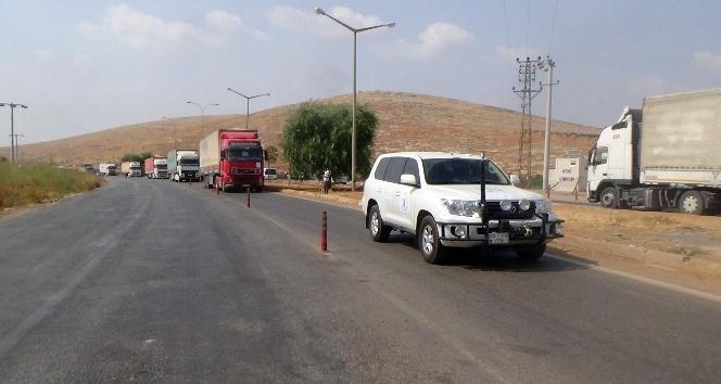 BM'den Suriyelilere yardım