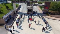 Sinopta Ülkü Ocaklarından Barzaniye tepki