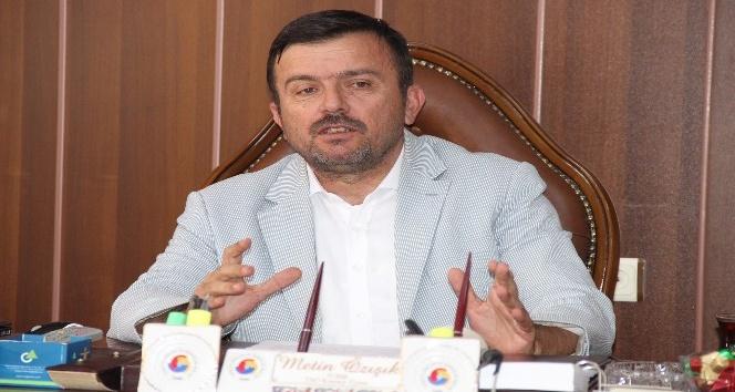 Yozgat TSO Başkanı Özışık seçimlerde aday olmayacak