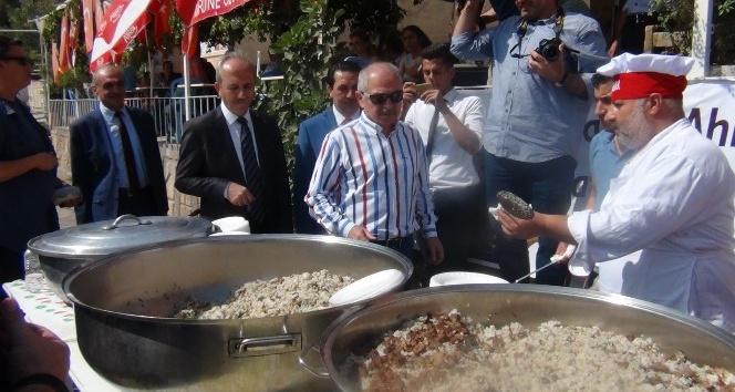 """Mardin'de 'Ahilik Haftası ve Esnaf Bayramı"""" kutlaması"""