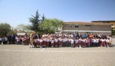 Develide İlköğretim Haftası kutlamalarla açıldı