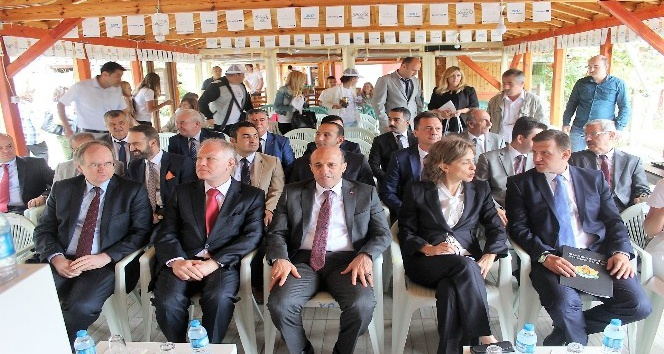 Avrupa İşbirliği Günü kutlamaları Kırklareli'de gerçekleşti