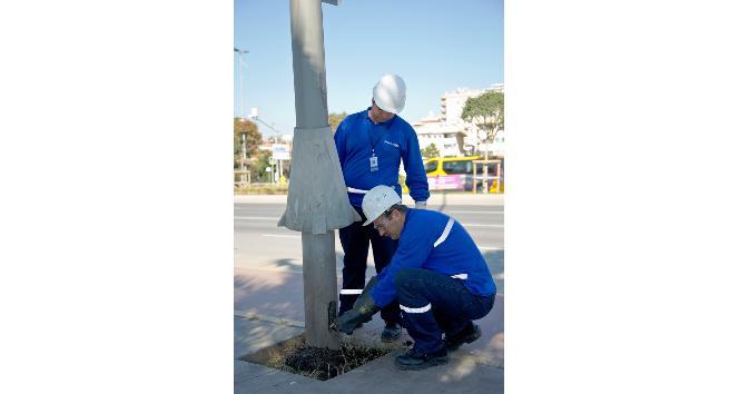 Başkent EDAŞ, bakım, onarım ve yatırım çalışmalarını sürdürdü