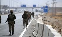 Irak sınırında tatbikat 4üncü gününde