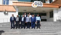 Başkan Çelik, Kayseri OSB Müdürlüğü ve Özel Kayseri OSB Teknik Kolejini Ziyaret Etti