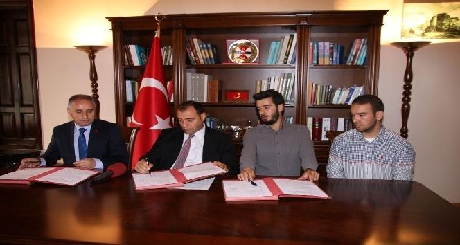 Elazığ'da 5 derslikli okul için protokol imzalandı