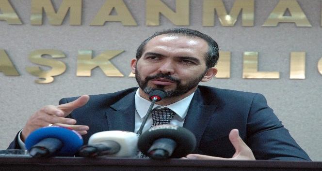 Kahramanmaraş'ta AK Parti'nin 5 ilçe başkanı görevden alındı