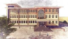 Depremde hasar gören okul yeniden yapılacak