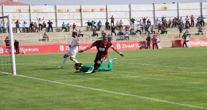 24 Erzincanspor, Eskişehirspor'u 4-2 mağlup etti
